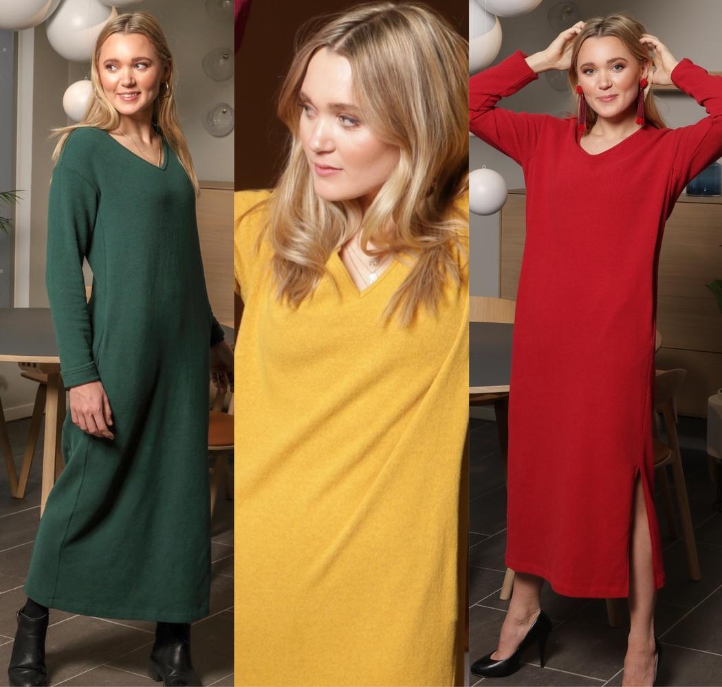 Sesonginspirasjon kjoler