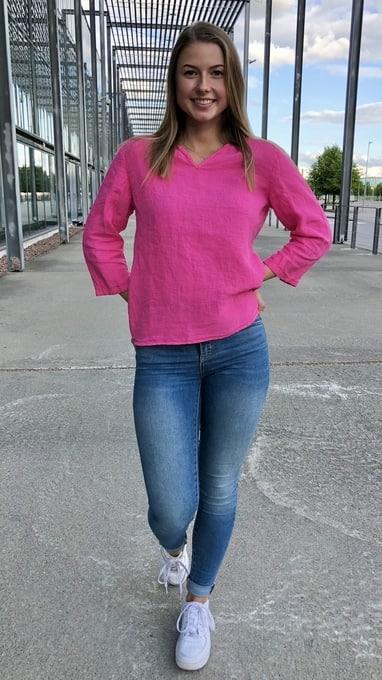 stavanger bright pink 1