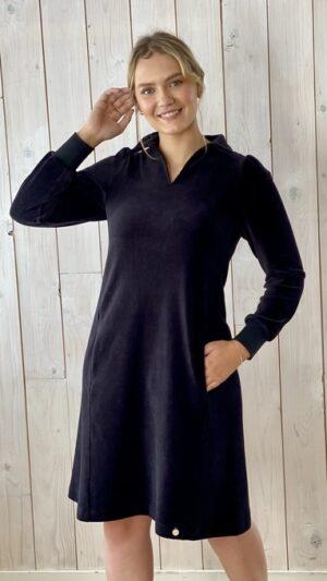 Hoff kjole short Black