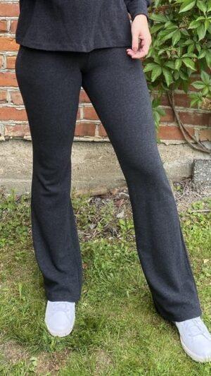 Sandvika bukse charcoal