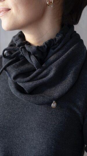 Vinstra hals dark grey r